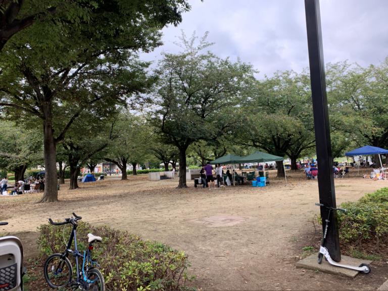 木場公園4